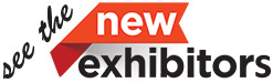 See the new exhibitors